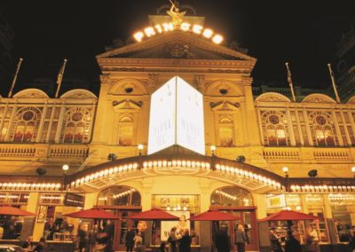 Melbourne has a vibrant and exciting theatre district