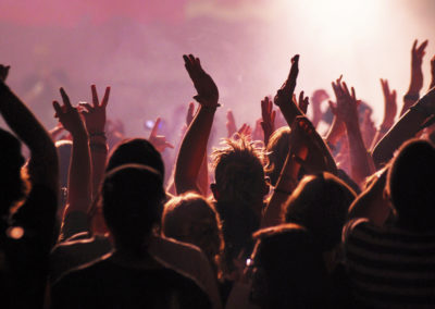 Melbourne is Australia's capital for live music